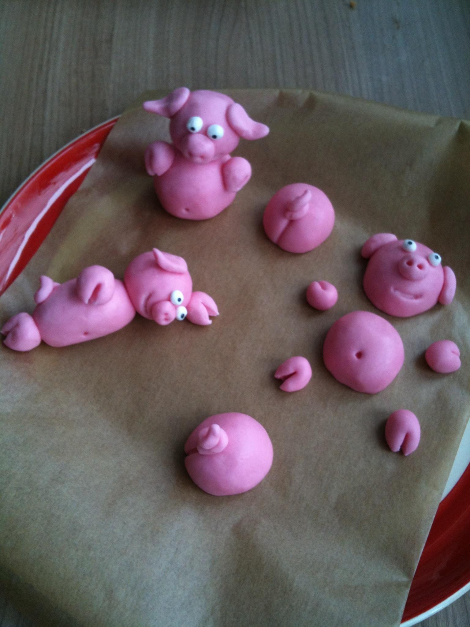Schweine Im Schlamm Torte Www Sandrasbackfabrik De