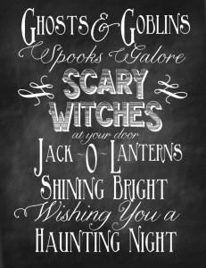 31 Tage Halloween