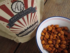 Honey Roasted Tennessee Teardown Peanuts